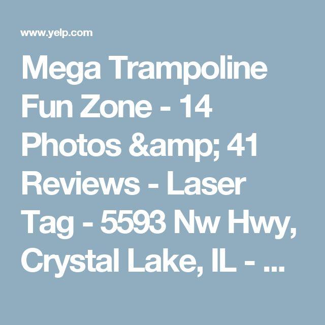 Mega Trampoline Fun Zone - 14 Photos & 41 Reviews - Laser Tag - 5593 Nw Hwy, Crystal Lake, IL - Yelp