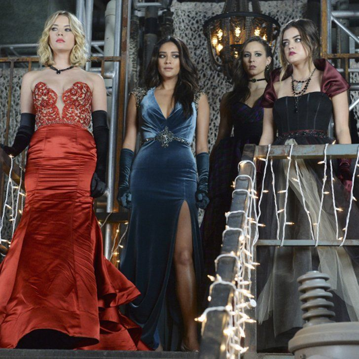 Pin for Later: Charles Seems Creepier Than Ever in the Pretty Little Liars Season 6 Trailer