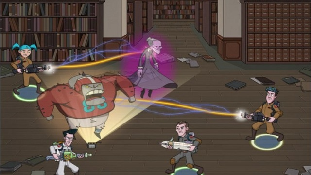 New Ghostbusters Game in Development for iOS/Android. Release Date TBA 2013.