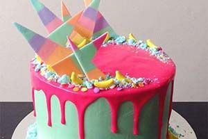 Katherine+Sabbath+e+seus+bolos+criativos