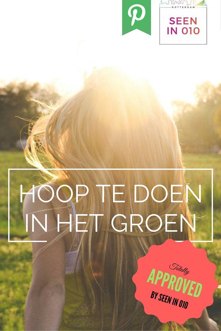 Als het weer deze zomer het toelaat, zijn er zat leuk plekken in Rotterdam waar je even je gedachten opzij kunt zetten, de BBQ mee kan nemen en een fijn strandlaken om even te genieten van de rust en ruimte die de Rotterdamse parken te bieden heeft.  #BBQ #Groen #park #natuur #Seenin010
