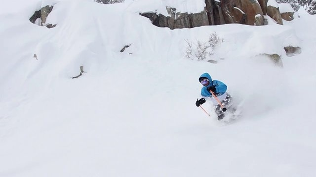 Backwards Powder Day - Ski Utah by Tim Roberts. Relive a perfect Utah Powder Day from Finish to Start with Ski Utah at Brighton Resort. Rewind what you thought skiing powder looks like and experience a day in reverse in Big Cottonwood Canyons epic deep snow.