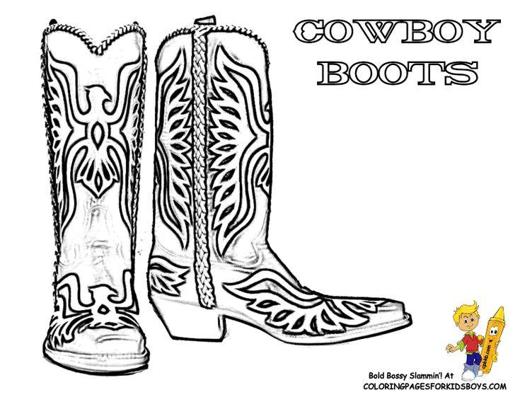 10 besten cool cowboy coloring pages bilder auf pinterest