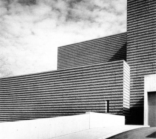 Cleveland Museum of Art, Marcel Breuer, 1970