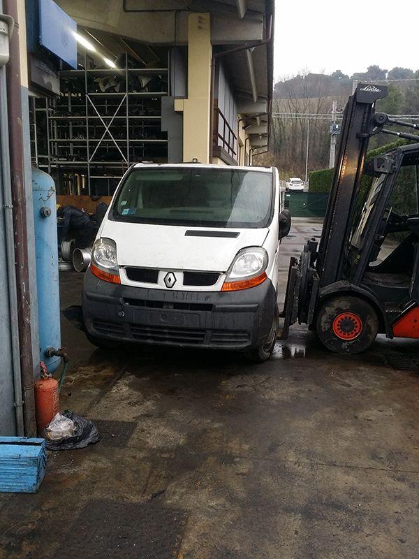 Dezmembrari Renault Trafic 1.9dci