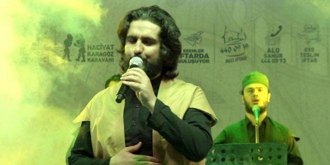 Fethullah KORÇ Esenler Belediyesi 2016 Ramazan konseri… | Nurani Radyo Tv izle dinle Halveti uşşaki Fatih Nesli