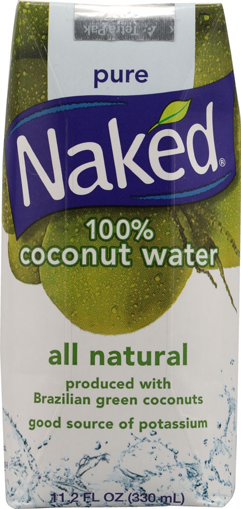 Naked Pure Coconut Water @Vitacost.com.com.com.com. add to pineapple mango juice.excellent