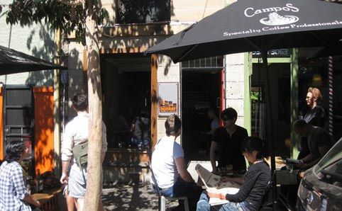 The Bunker Cafe