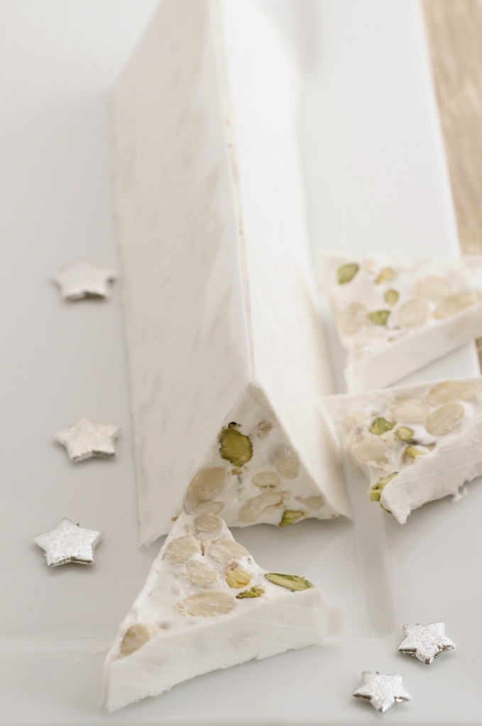 Torrone morbido - one of my most favorite holiday sweets!