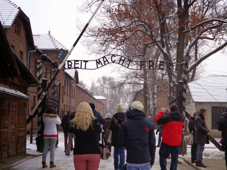 #Auschwitz Concentration Camp