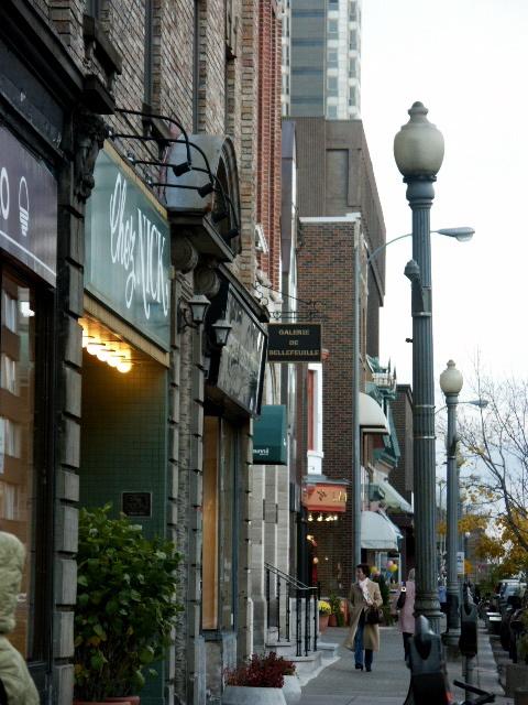 Avenue Greene, Westmount (île de Montréal)