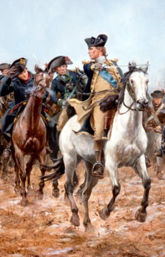 Ten Facts About George Washington and the Revolutionary War · George Washington's Mount Vernon