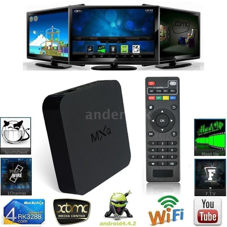 dual-core android 4.2 smart tv box pro media player 1080p wifi hdm xbmc