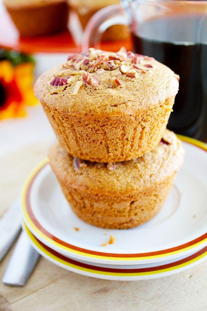 Paleo Maple Pecan Muffins | Sunnysideups.org