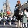 Stars Sightings at Disney Parks Christmas Day Parade Taping at WDW