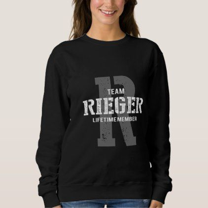 Funny Vintage Style TShirt for RIEGER - vintage gifts retro ideas cyo