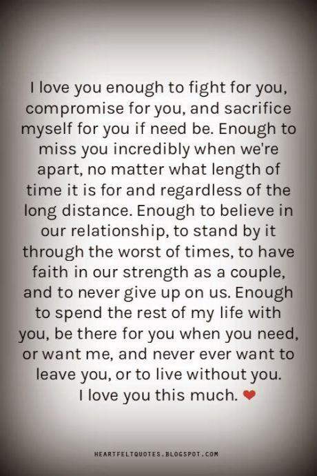 30 Love Quotes for Him #Love quotes #Sayings