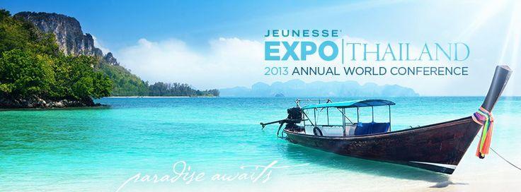 Jeunesse Expo 2013 #2014success #deckchairsuccess