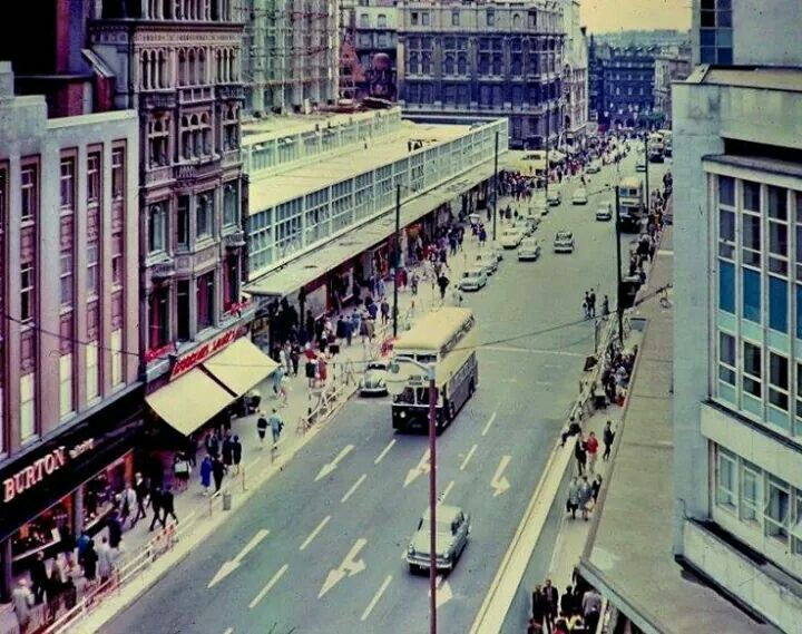 Corperation Street 1969