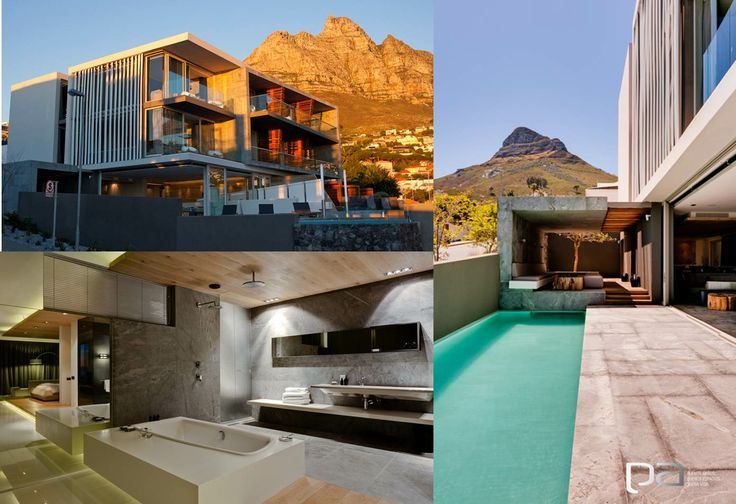 Pod Camps Bay Hotel, Sudáfrica  Este hotel ubicado en Cape Town, concibe la vanguardia del diseño con el encanto natural de Sudáfrica. Un exclusivo resort de tan solo 15 habitaciones, con baños integrados que generan una atmosfera de relajación. Laufen con su línea Palomba, hace de los baños de este hotel todo un privilegio.  Conoce más de nuestro catálogo en >> www.p-a.com.co