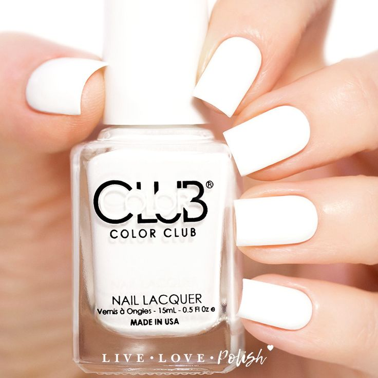 Color Club French Tip | Live Love Polish
