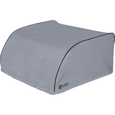 Classic Accessories RV Air Conditioner Cover, Gray