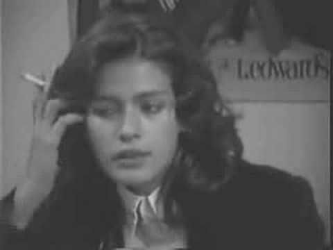 Gia Carangi Personal Interview - YouTube Beautiful girl with a very sad story