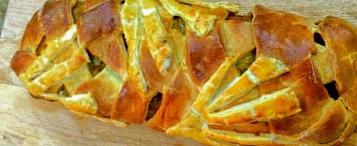 Minced Meat Bread