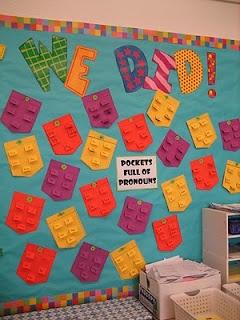 Pocket Full of Pronouns... Teacher Bits and BobsPronouns Pocket, Good Ideas, Cute Ideas, Teaching Ideas, Bulletin Boards, Languages Art, Classroom Ideas, Teachers Bit, Pocket Full