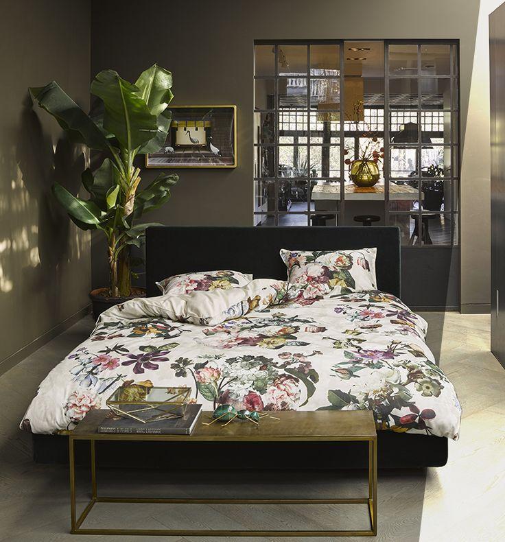 Wie Ein Bett Aus Frischen Blumen! Die Wendebettwäsche U201eFleuru201c Mit Dem  Design Aus