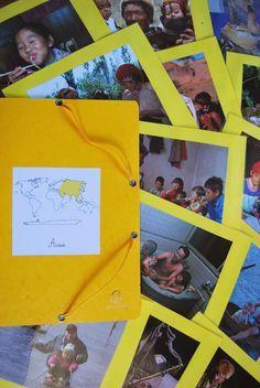 Merci qui ? MERCI MONTESSORI !: Premières notions géographiques