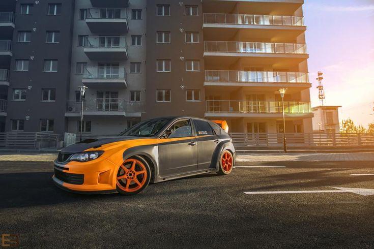 Subaru Impreza WRX  by Ervin Boer