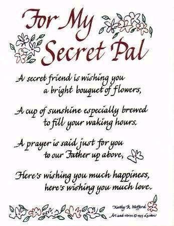 Secret ...