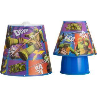 Buy Teenage Mutant Ninja Turtles 2 Piece Lighting Set at Argos.co.uk - Your Online Shop for Limited stock Home and garden, Lighting, Children's lighting.