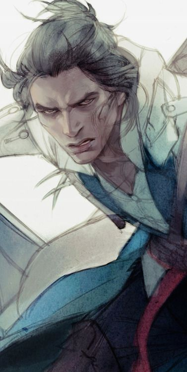 Illistration, Connor Kenway. Assassin's Creed 3