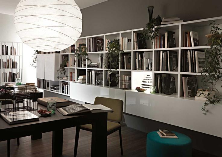 Librería Selecta De Lema. Muebles De Diseño.