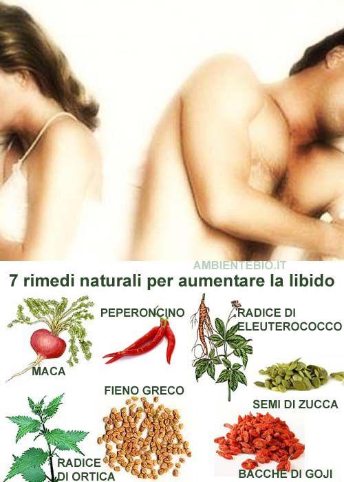7 rimedi  naturali per aumentare la libido