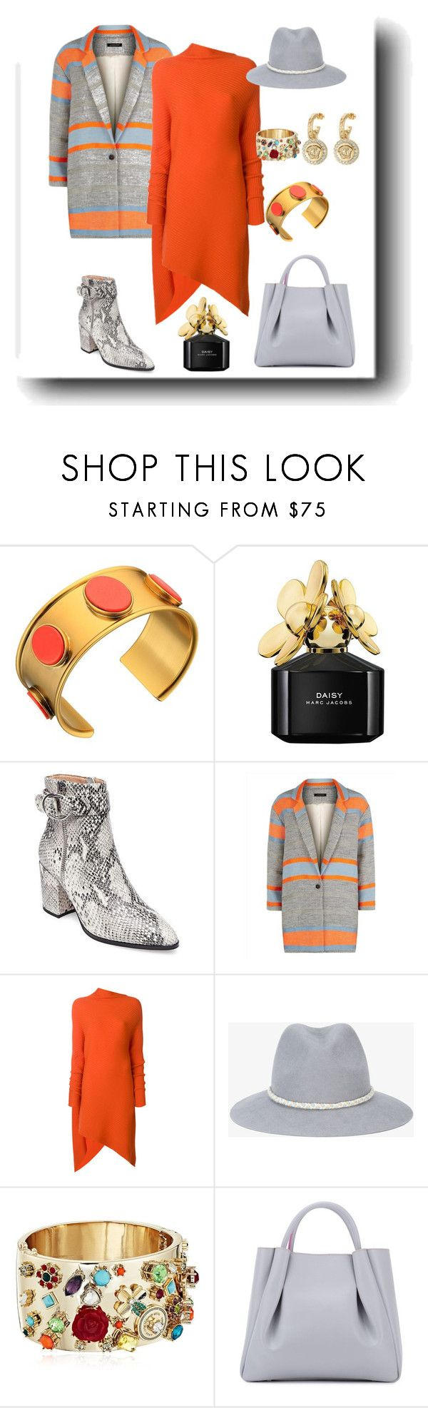"""""""Happy Thanksgiving 🍁🍽🦃"""" by soulchicjourneyatelier ❤ liked on Polyvore featuring Kate Spade, Marc Jacobs, Steven by Steve Madden, Jaeger, Marques'Almeida, YOSUZI, Betsey Johnson, Alexandra de Curtis and Versace"""