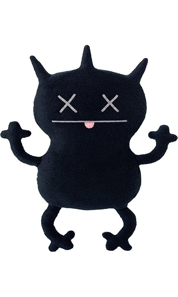 "Uglydoll Little Ugly Plush Doll, 7"", Gassy Black Best Price"