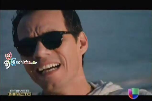El nuevo video de Marc Anthony #Video - Cachicha.com