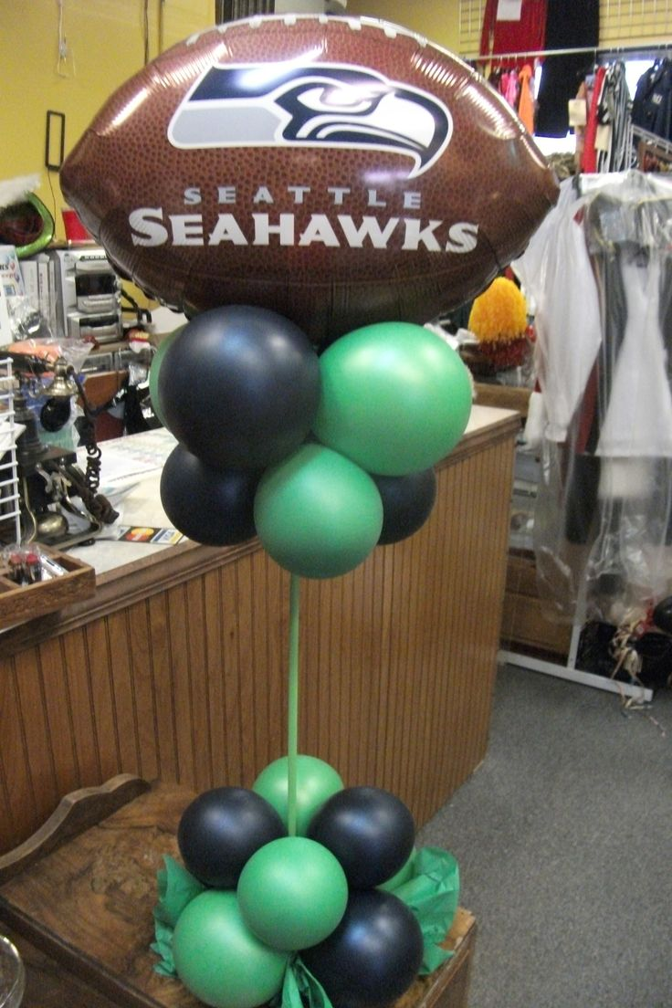 36 Best Sports Themed Balloons Images On Pinterest