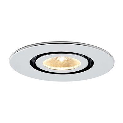 Molto Luce 56-6 Kado Tiltable LED Recessed Spotlight
