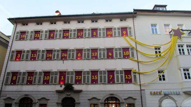 Building advent calendar