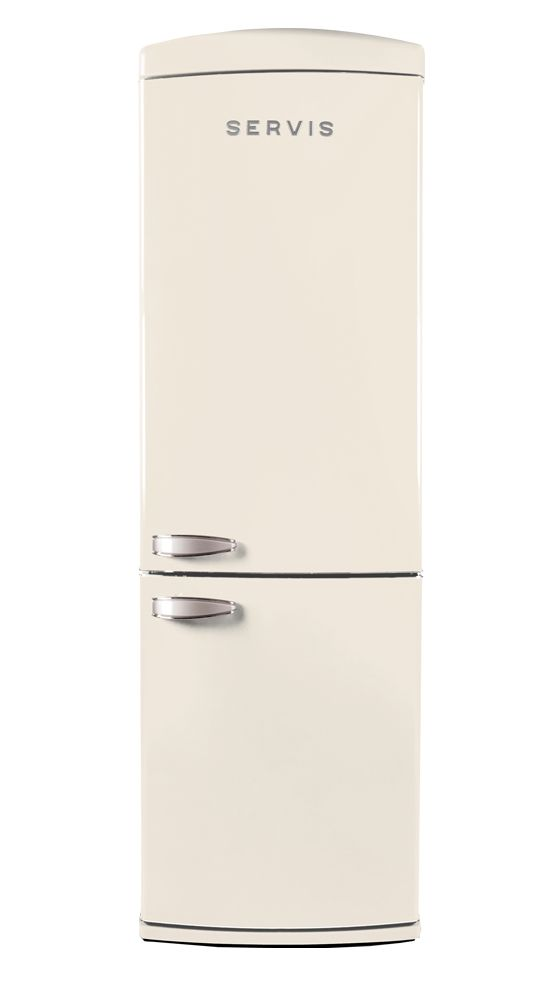 RETRO FRIDGE FREEZER