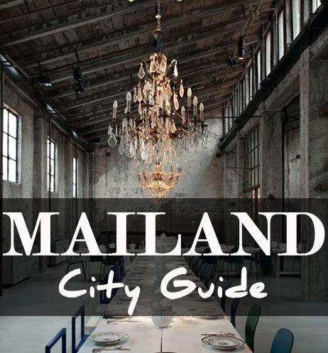 Mailand Insidertipps: die coolsten Restaurants, Cafés, Bars und Hotels 2015 Für ihre Städtereise sollten Sie sich diese Insider-Tipps von Antonia Giacinti.
