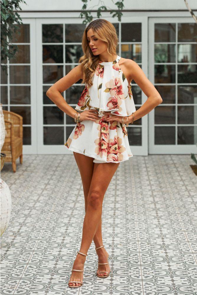 Hello Molly Fashion Take Me Anywhere Romper - $64