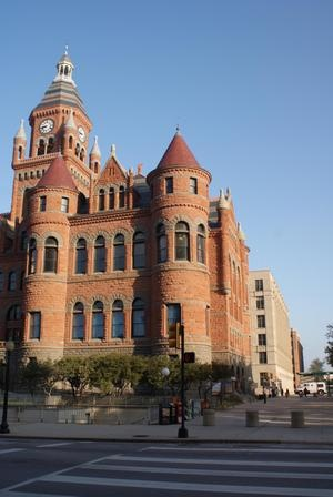 1892 Dallas County Courthouse : The Portal to Texas History