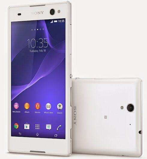 Sony Xperia C3 – модный смартфон для модного увлечения - http://supreme2.ru/5378-sony-xperia-c3/