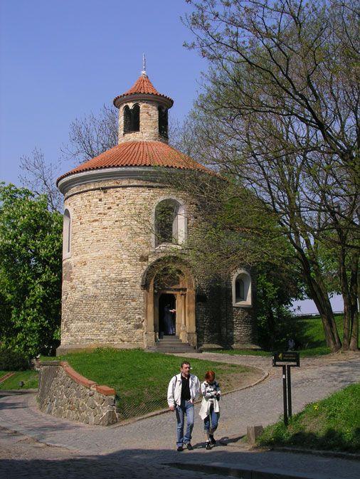 Vyšehrad (St. Martin Rotunda)