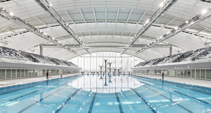 2. gmp architekten: shanghai oriental sports center now complete
